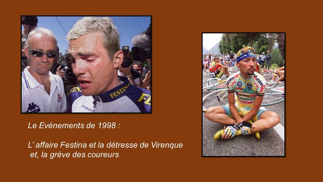 Marco PANTANI à l Alpe d Huez en 1997 record de lascension en 37 minutes 35 sec.