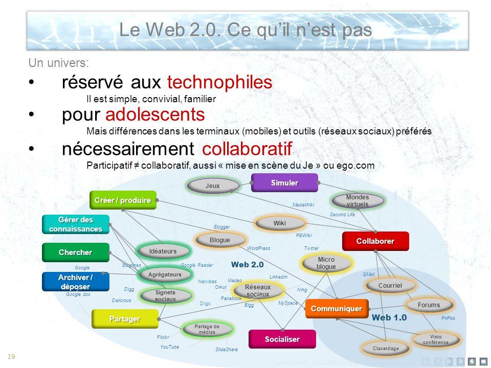 12 34 19 Le Web 2.0.