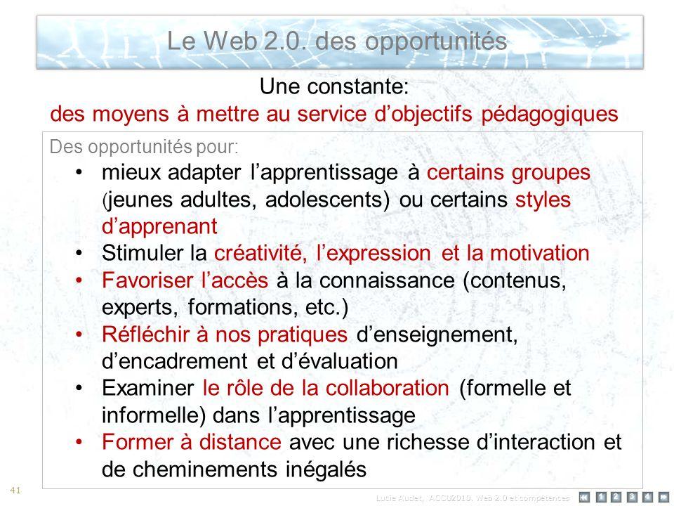 12 34 41 Le Web 2.0.