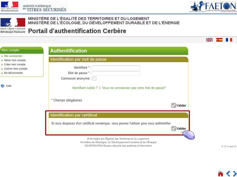 28 > Voir tous les messages Connecté Accéder à la fonction de Suivi des demandes dinscription.