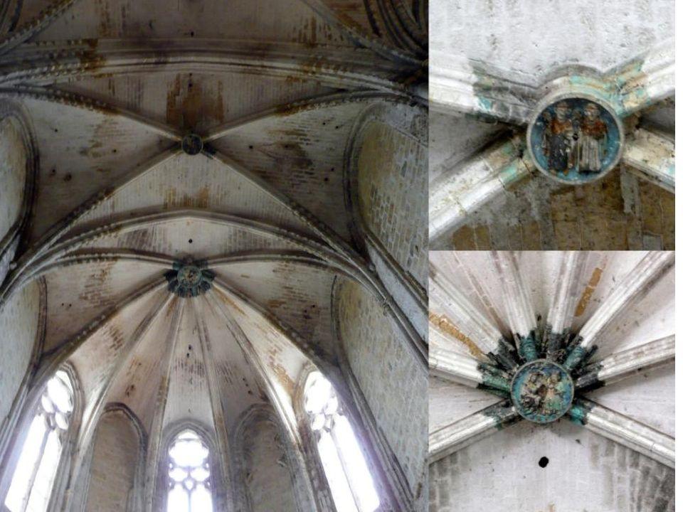 cette abbaye est un poème de pierre dans les vignes du seigneur