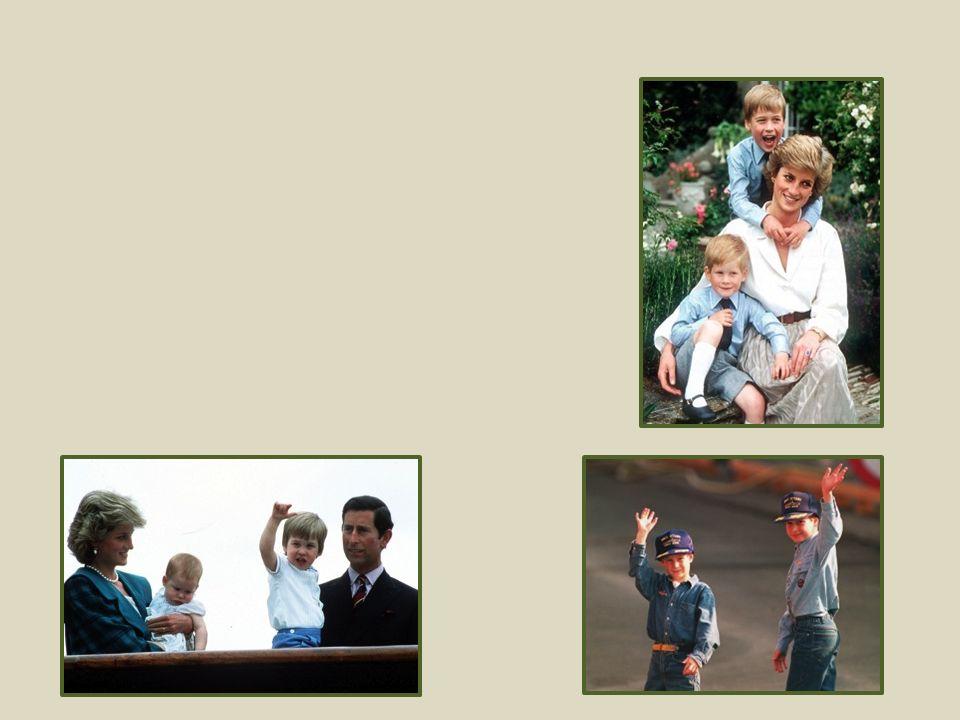 En 1981, l héritier du trône épouse la jeune Lady Di, de douze ans sa cadette.