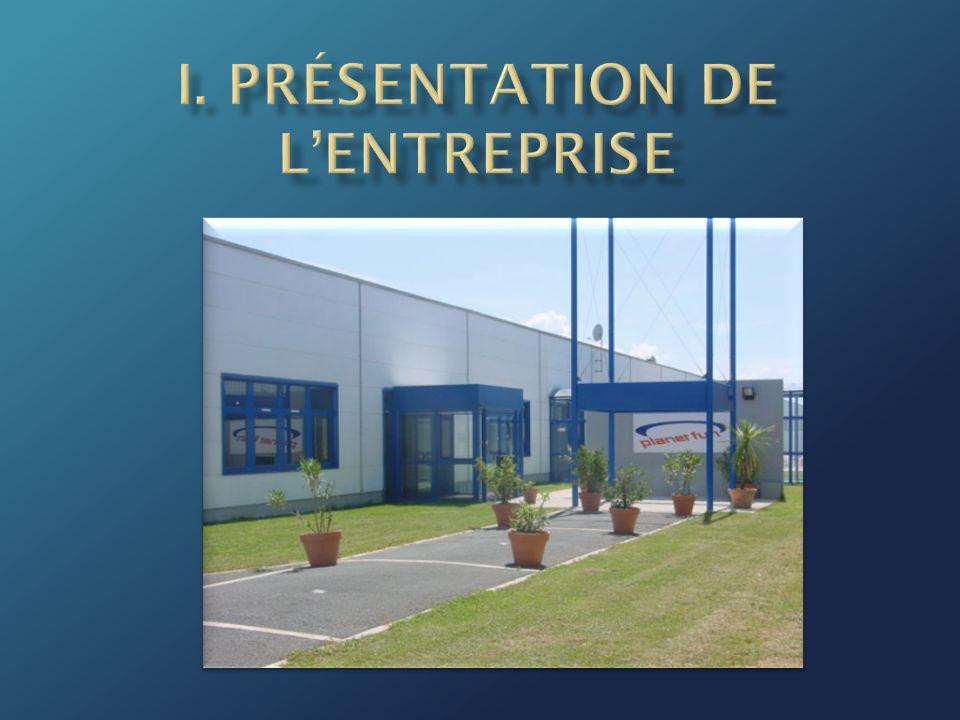 4 Projet de refonte du système d information en Production I.