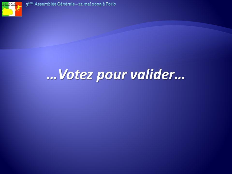 …Votez pour valider…