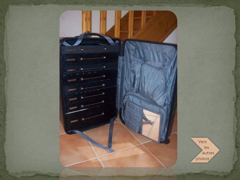 Cliquer pour ouvrir la malette Vers les autres photos