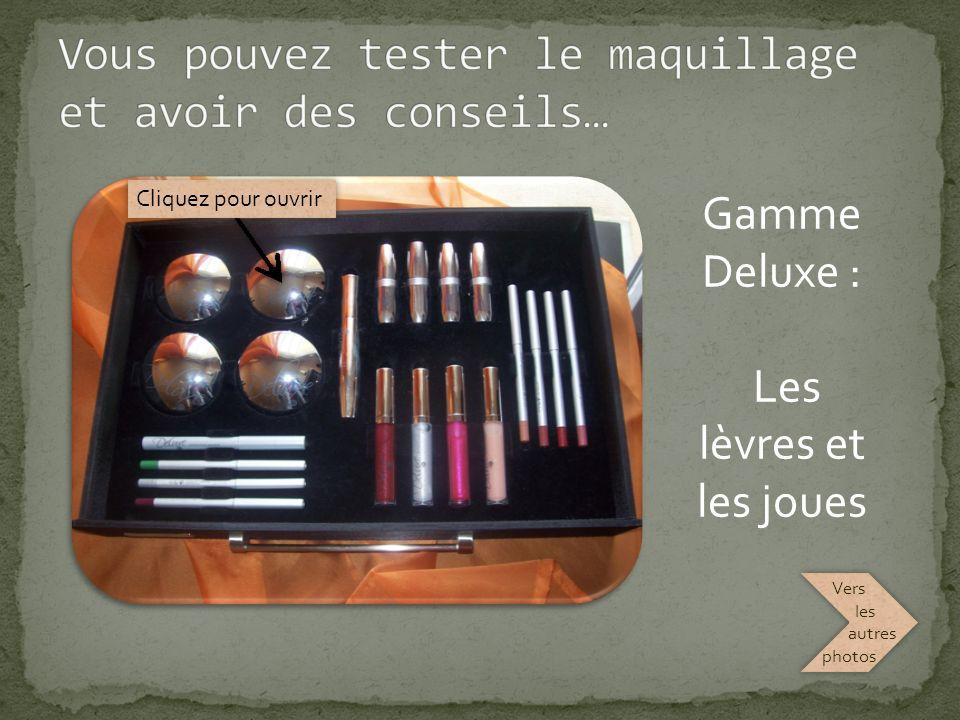 Gamme colours : Le teint Voir les règles dhygiène du maquillage
