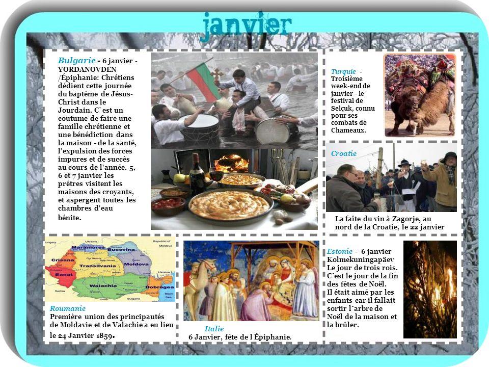 le 1er Décembre tous les Roumains de partout fêtent la journée nationale.
