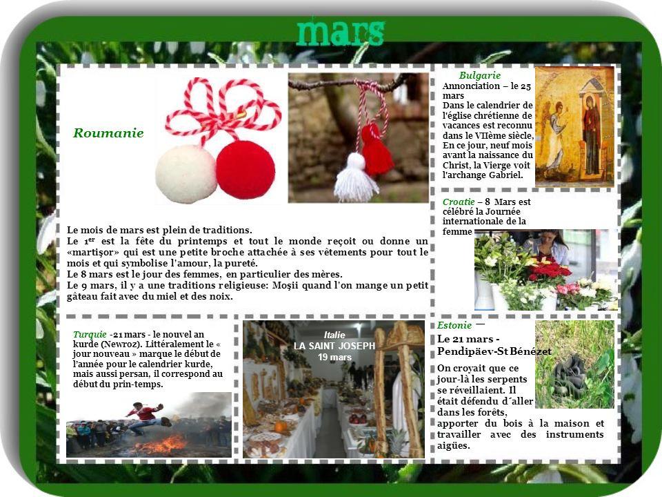 23 avril: Saint-Georges est l une des plus grandes célébrations des Roumains.