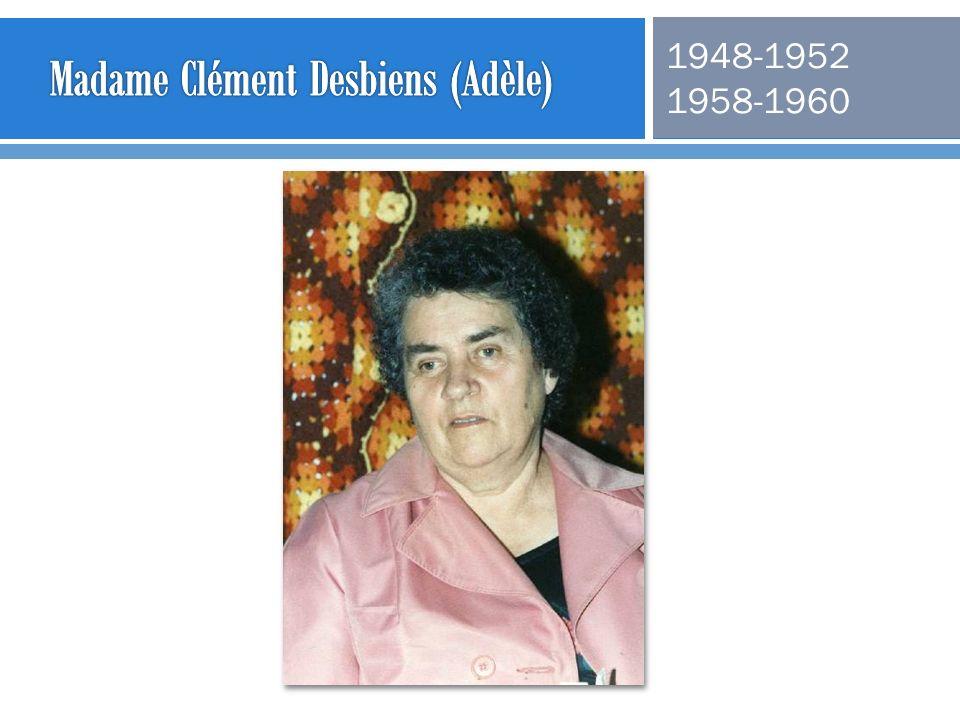 1948-1952 1958-1960