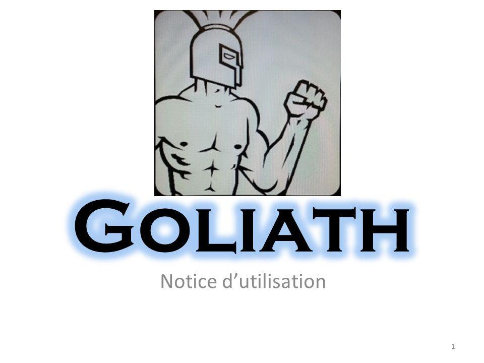 GOLIATH est un logiciel internet qui permet de gérer en temps réel tous les paramètres de la performance des sportifs.