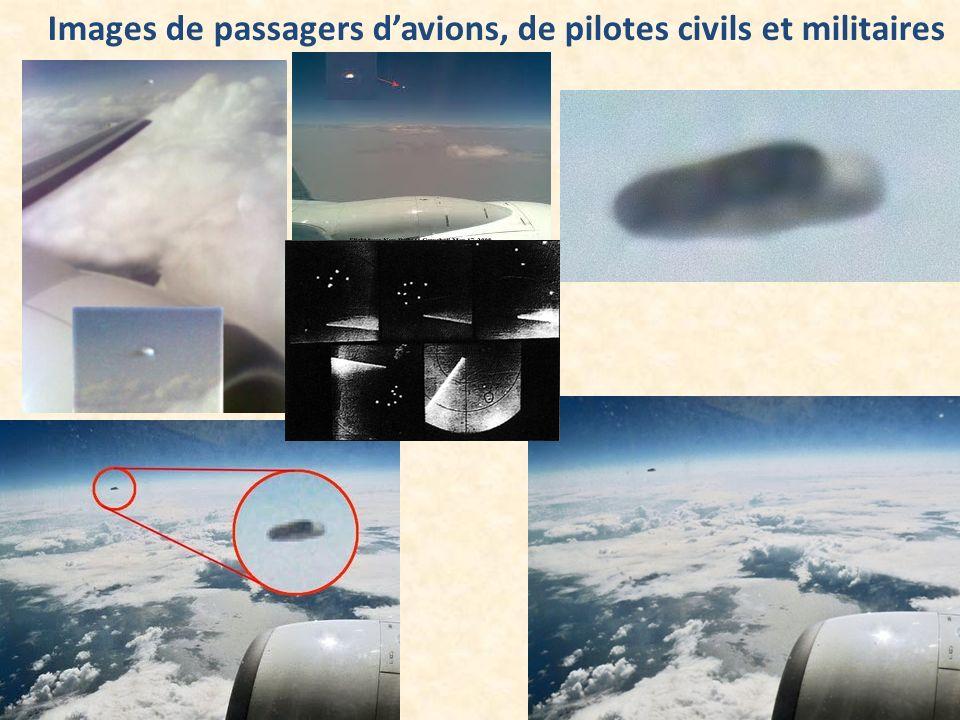 Images de passagers davions, de pilotes civils et militaires