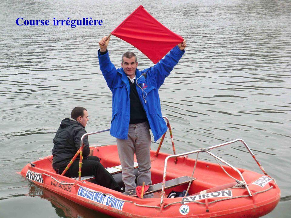 58 Course irrégulière