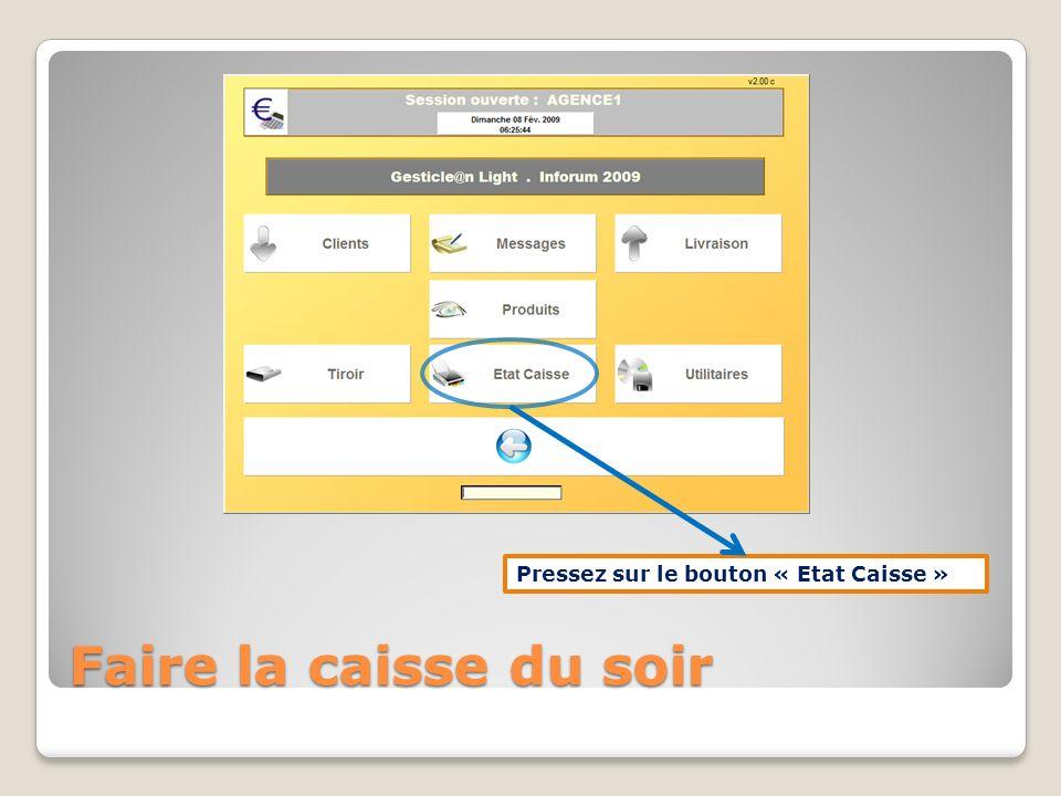 Livrer ma première commande Scannez le code barre du reçu client Alternatives au scan du reçu -Client sans son ticket -Recherche du client puis livraison depuis la fiche client -Lecteur Scan absent ou code barre illisible -Taper le numéro de la commande au clavier puis faites « enter » -Sans clavier, faites « Livraison » puis saisissez le numéro de commande puis pressez le bouton ticket Alternatives au scan du reçu -Client sans son ticket -Recherche du client puis livraison depuis la fiche client -Lecteur Scan absent ou code barre illisible -Taper le numéro de la commande au clavier puis faites « enter » -Sans clavier, faites « Livraison » puis saisissez le numéro de commande puis pressez le bouton ticket