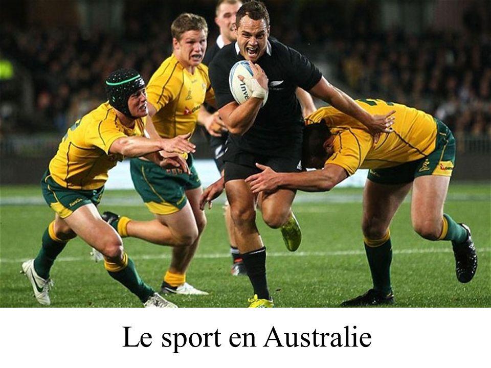 Le sport en Australie
