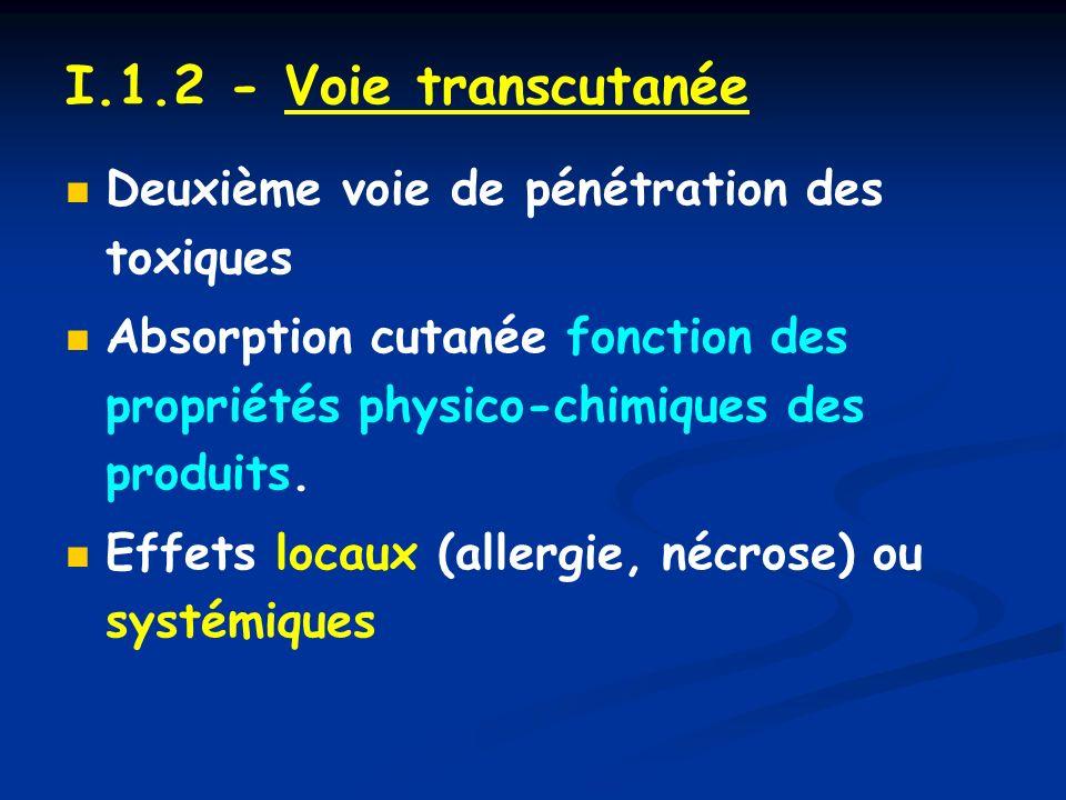 Tableau 9 : Principales substances allergisantes