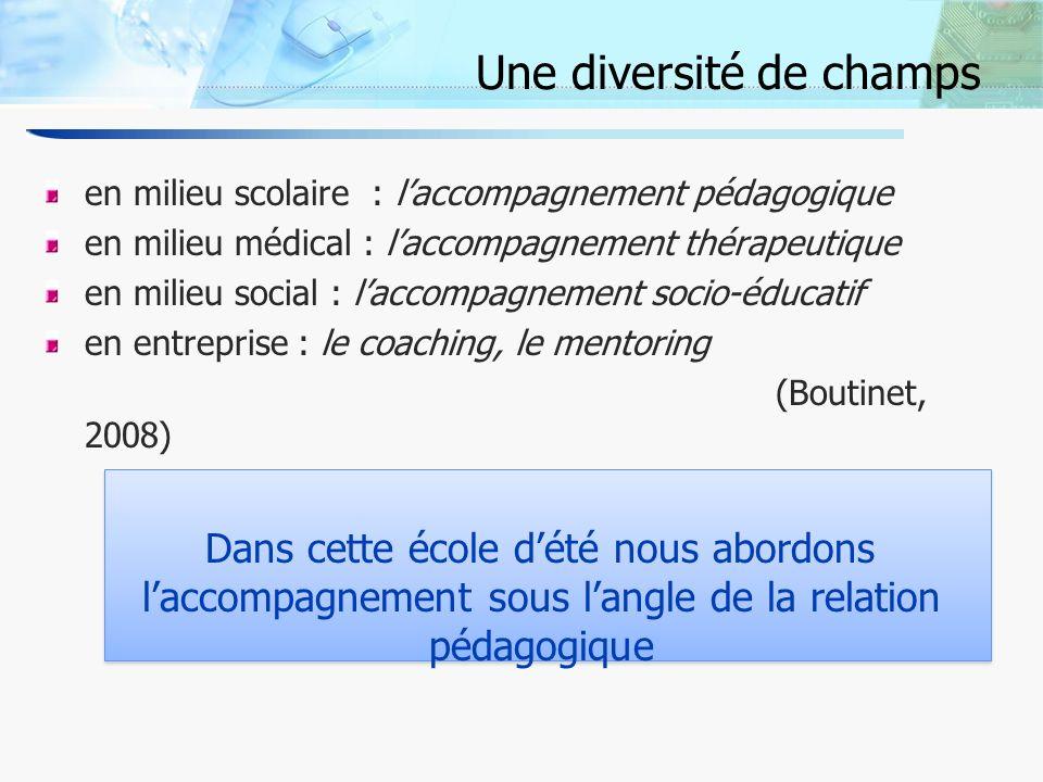 13 Présentation du déroulement des 2 journées Le programme Lorganisation