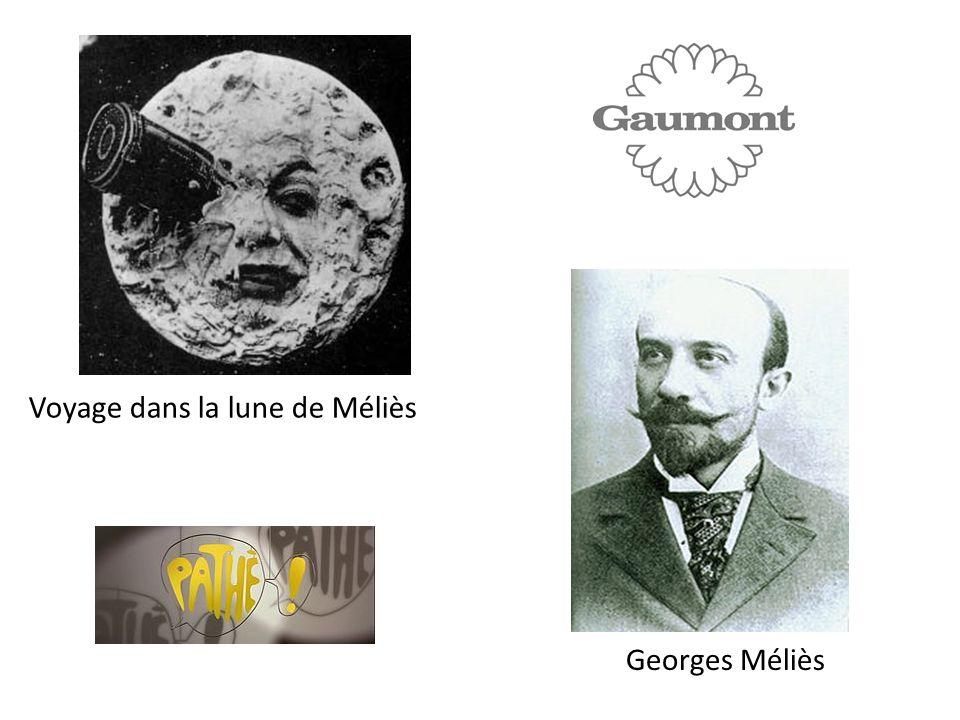 Voyage dans la lune de Méliès Georges Méliès