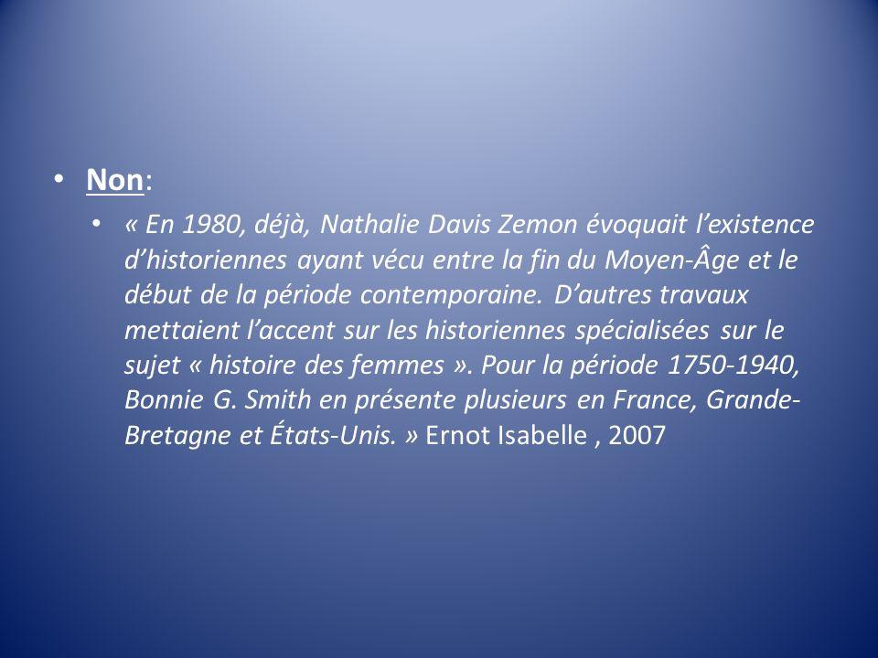 Articles de journaux : Jeanpierre, Laurent, « Joan Scott : « histoire et politique sont toujours liées » », in Le Monde, 26 juin 2009, p.