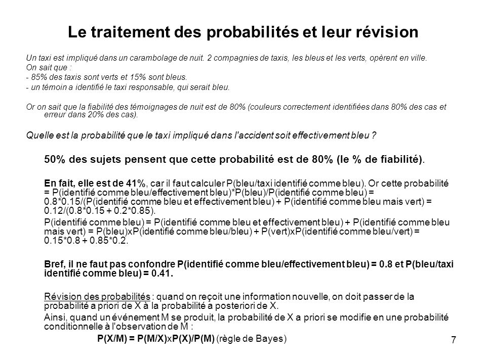 28 Le principe de précaution … avec précaution (2) Il ne devrait donc pas servir de prétexte à linaction.