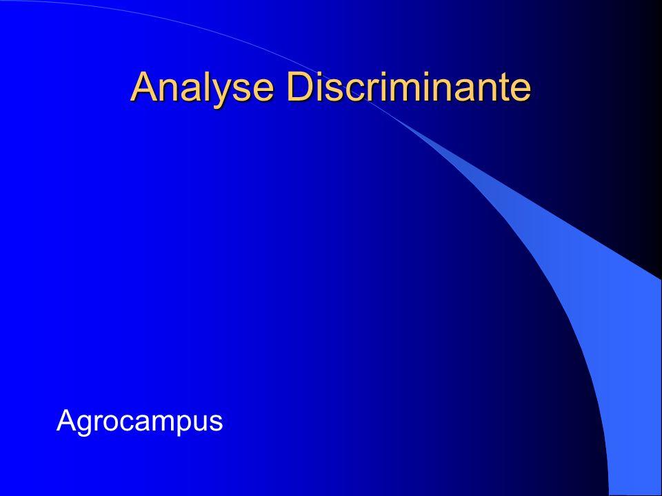 Variante Analyse directe sur les modalités :