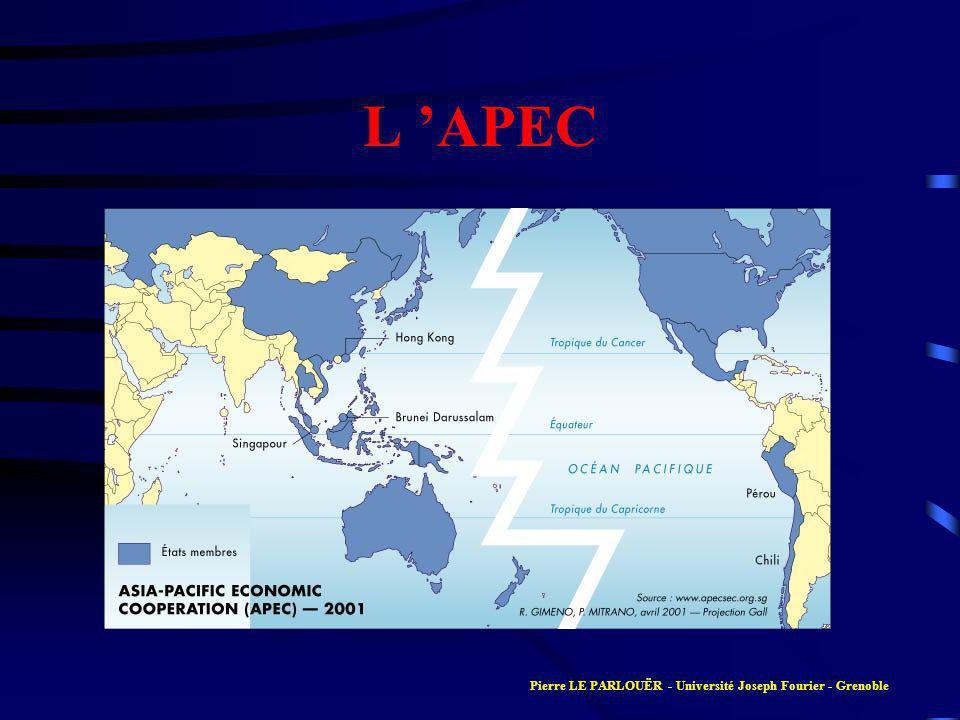 L APEC Pierre LE PARLOUËR - Université Joseph Fourier - Grenoble