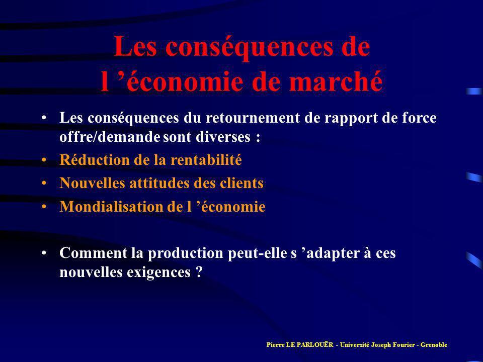 Les organisations internationales Organisation de Coopération et Développement Economiques www.oecd.org L origine de l OCDE remonte au plan Marshall.