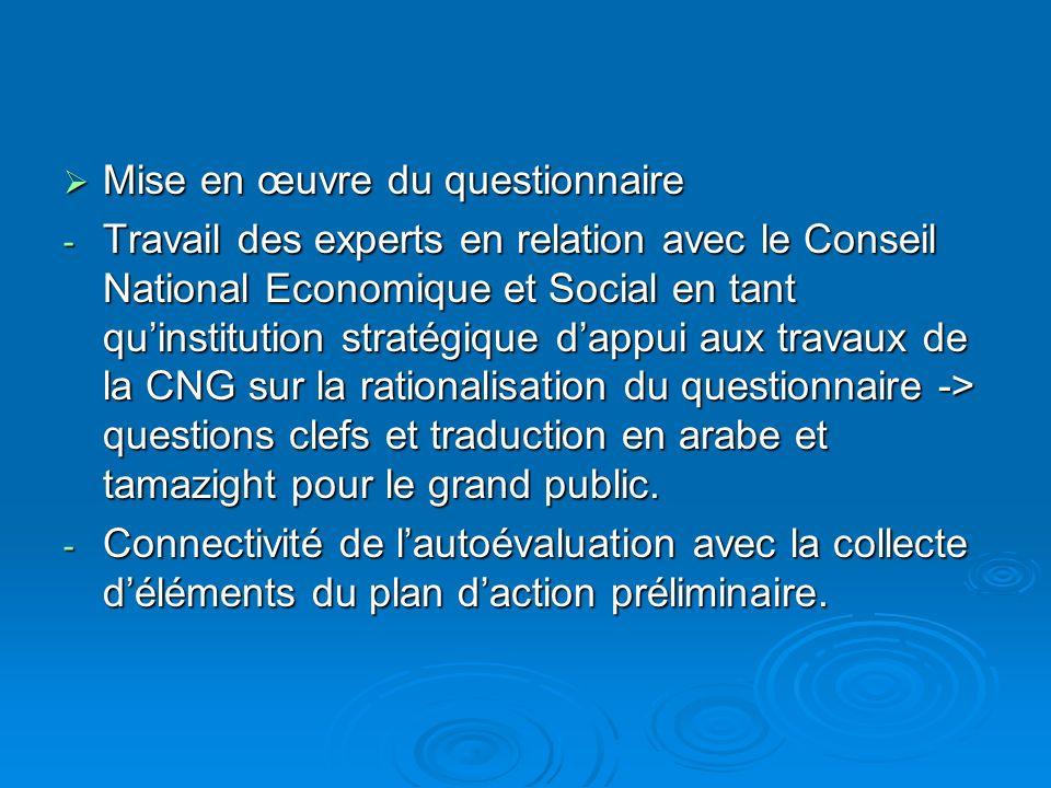 A léchelle Centrale A léchelle Centrale Fora dinteraction avec les organisations Nationales.