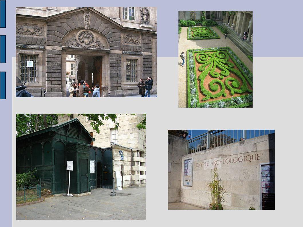 Le musée Les départements : 2 000 Sculptures 2 600 Peintures 300 000 Estampes 150 000 Photographies 800 Pièces de mobiliers Nombre dœuvres7 000 en exposition 580 000 au total Superficie 10 000 m2 Nb.