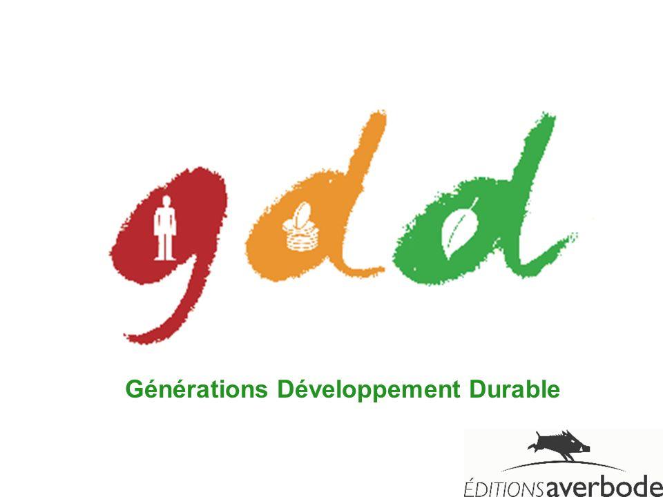 Générations Développement Durable