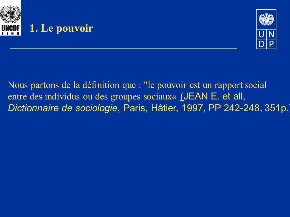 A la suite denquêtes anthropologiques approfondies dans laire culturelle du Baniko en 1985 au Mali, Coulibaly Pascal Baba, dans un article intitulé « culture, administration et participation populaire », fait lanalyse suivante: cest que le terme dadministrés indique la position tranchée dun savoir, donc dun pouvoir qui perçoit en face de lui (et, insidieusement, en contradiction de lui) une masse de sujets ou de citoyens auxquels il faut inculquer le savoir- vivre et le savoir-faire de lEtat, seul détenteur de vérité et dorthodoxie.