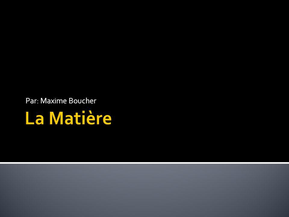 Par: Maxime Boucher