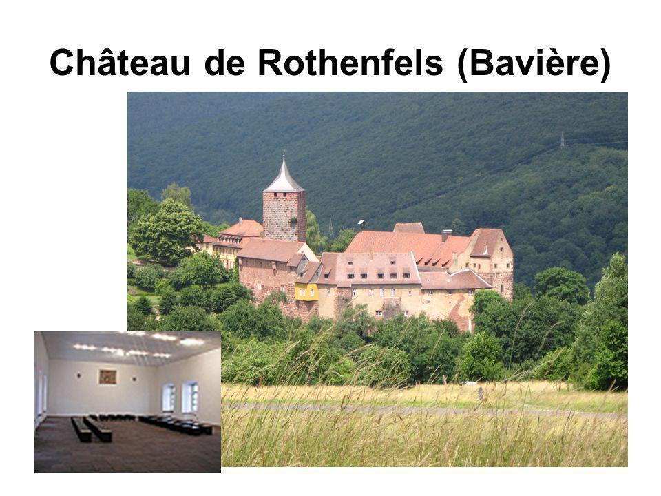 Château de Rothenfels (Bavière)
