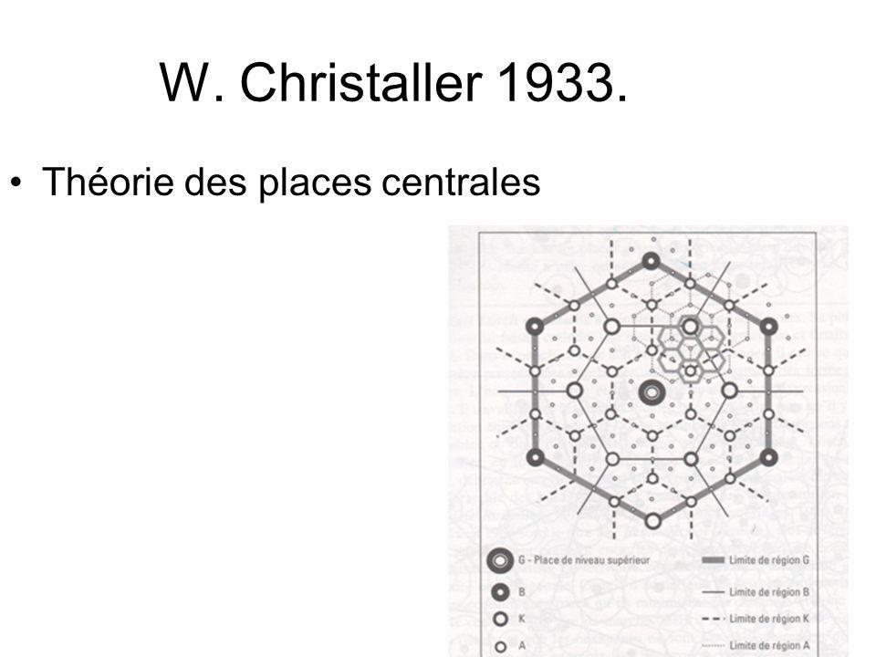 3)La géographie humaine aujourdhui depuis 1970.
