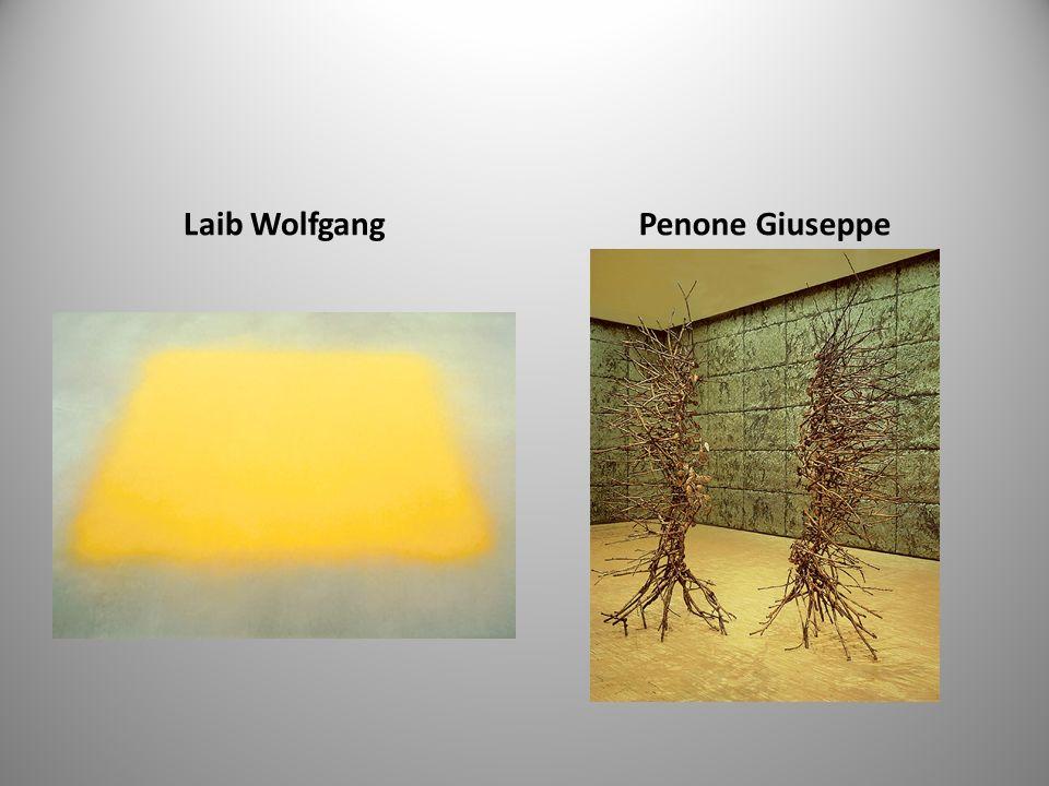 Laib WolfgangPenone Giuseppe