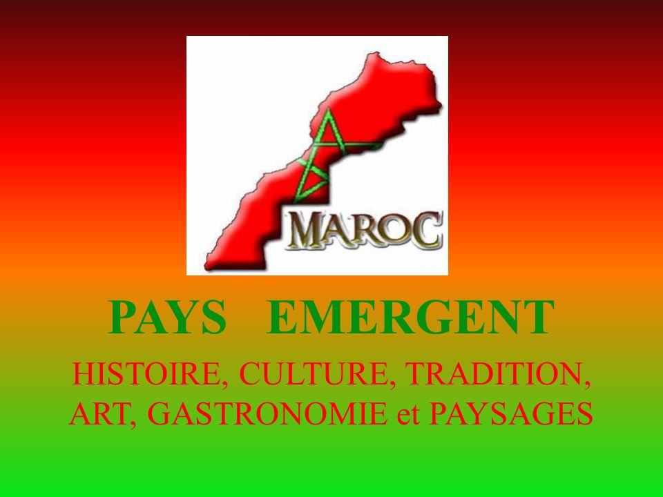 Thématique : Chiffres, données et capitale du Maroc Nom : Royaume du Maroc Capitale : Rabat Superficie : 446 550 Km2 Population : 32 725 847 habitants Gouvernement : Monarchie constitutionnelle Langues : Arabe (officiel), Français pour le commerce et le gouvernement Religions : Musulmans 98,7%, Chrétiens 1,1%, Juifs 0,2% Monnaie : Dirham marocain