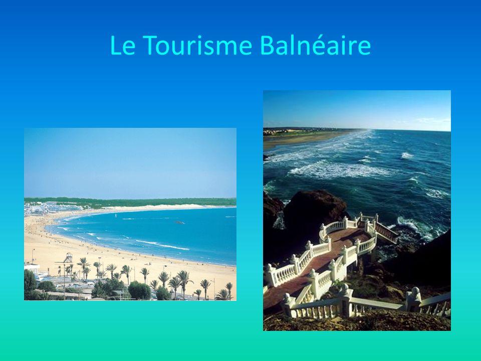 Le Tourisme Balnéaire