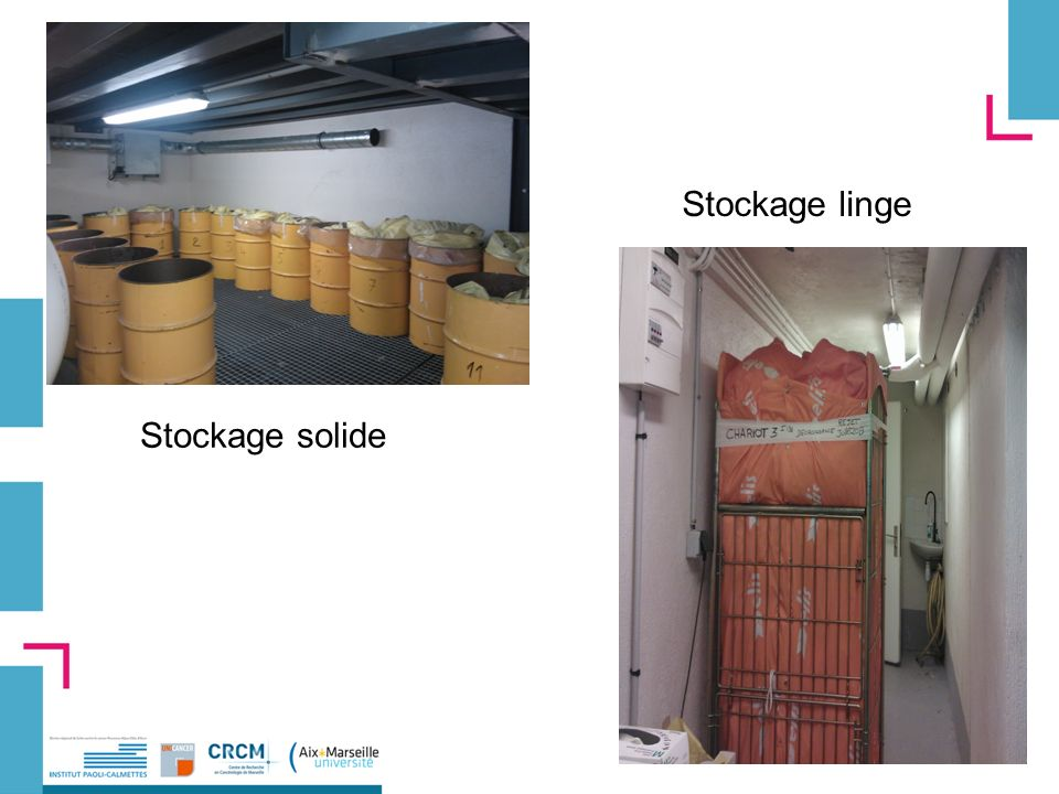 Stockage solide Stockage linge
