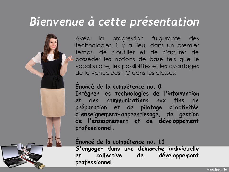 Vos objectif(s) En participant à cet atelier sur les TIC, mon ou mes objectif(s) sont ?