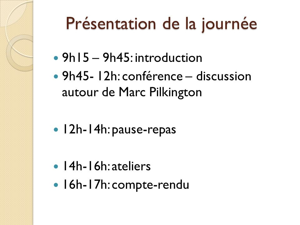 introduction 16 heures maxi 3 semaines (évaluations comprises) 16 heures maxi 3 semaines (évaluations comprises)