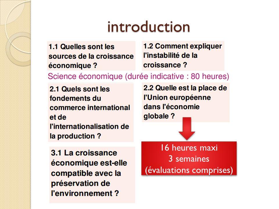 Le programme officiel place de lUnion européenne dans léconomie globale .