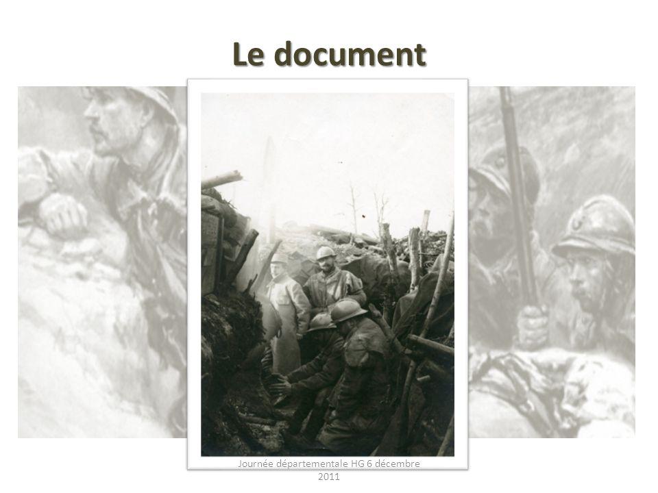 Le document Journée départementale HG 6 décembre 2011