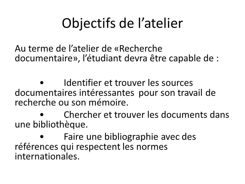 Par définition, un travail universitaire sappuie sur des documents scientifiques.