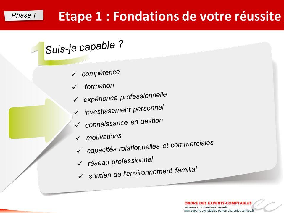 www.experts-comptables-poitou-charentes-vendee.fr compétence formation expérience professionnelle investissement personnel connaissance en gestion mot