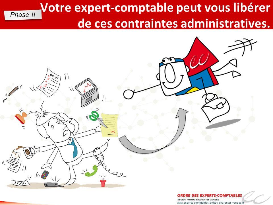 www.experts-comptables-poitou-charentes-vendee.fr Votre expert-comptable peut vous libérer de ces contraintes administratives.