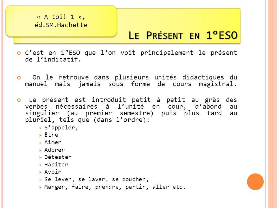 Les verbes du 2 ème groupe Les terminaisons des verbes du 2 ème groupe sont : -is -it -issons -issez -issent Les verbes du 2ème groupe se conjuguent au présent de la façon suivante : =>PRONOM PERSONNEL + RADICAL DU VERBE (le mot sans –IR) + TERMINAISON Soit par exemple pour FINIR : Je + FIN + IS, Tu+ FIN+IS, Il+ FIN+ IT Nous + FIN + ISSONS, Vous FIN+ ISSEZ, Ils+ FIN+ ISSENT Les verbes suivants sont du 2 ème groupe : Finir Salir Choisir