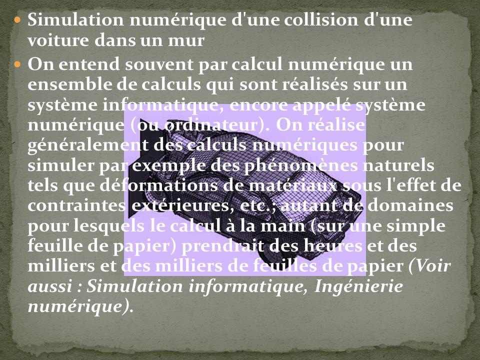 En mathématiques, plus précisément en analyse, le calcul intégral est l'une des deux branches du calcul infinitésimal, l'autre étant lecalcul différen