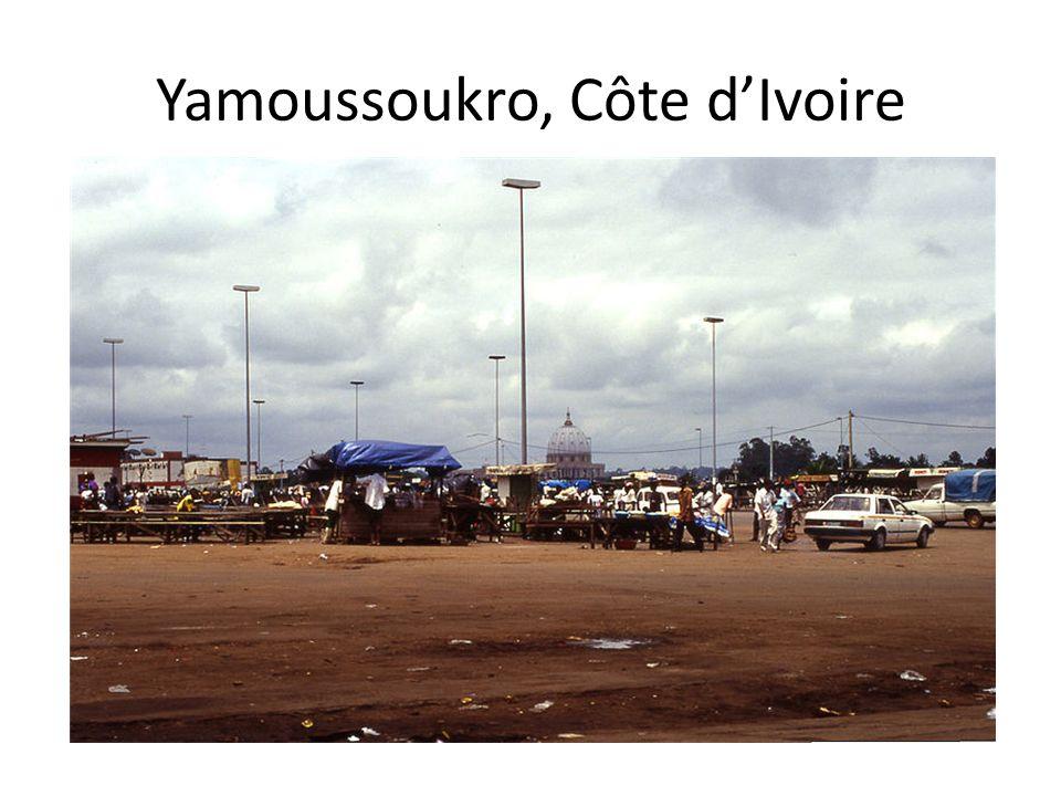 Yamoussoukro, Côte dIvoire