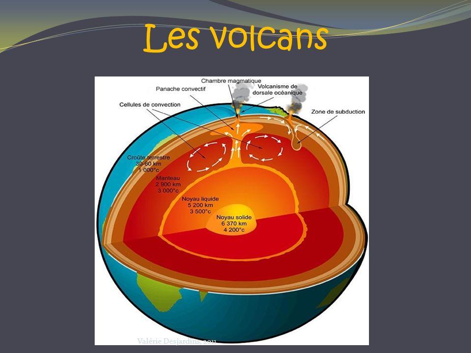 Les volcans Valérie Desjardins, 2011