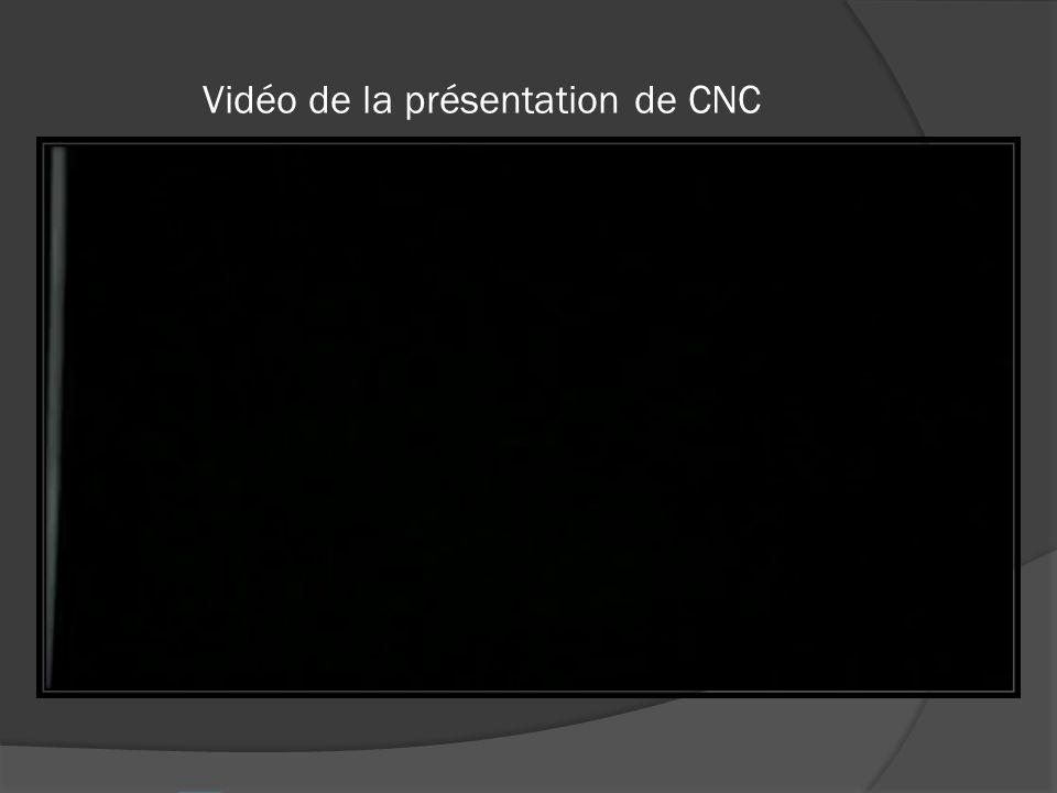 Définition Le Centre national du cinéma et de limage animée (CNC), anciennement appelé Centre national de la cinématographie, est un établissement public à caractère administratif français, doté de la personnalité juridique et de l autonomie financière, qui a été créé par la loi du 25 octobre1946.