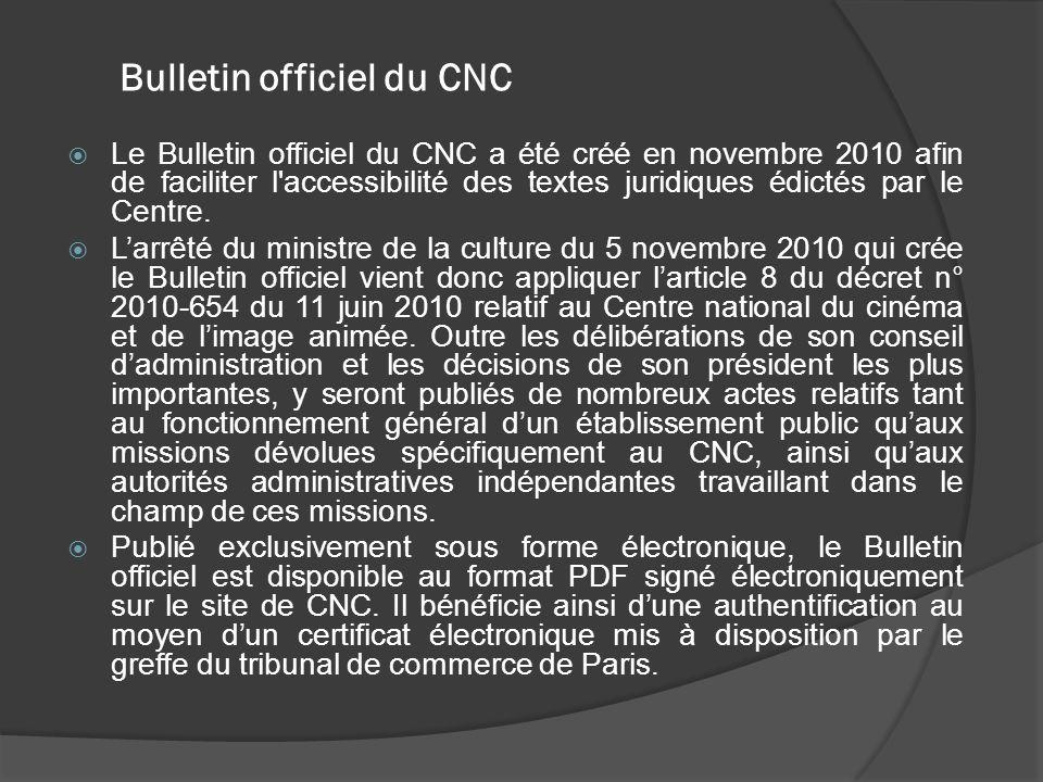 Vidéo sur les missions de CNC